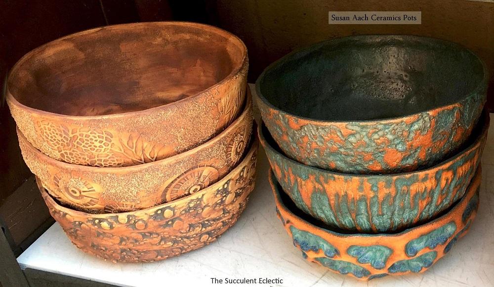 Susan Aach handmade pottery